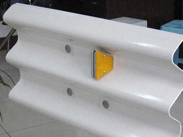 三波波形护栏